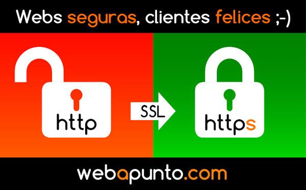 Por una web más segura