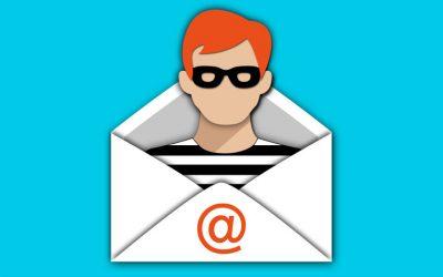 ¿Está tu cuenta de correo a salvo?