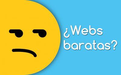 ¿Buscas una web barata? Esto te interesa.