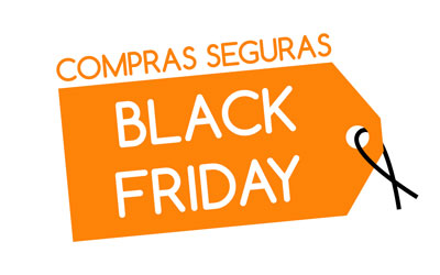 Compra seguro en el Black Friday